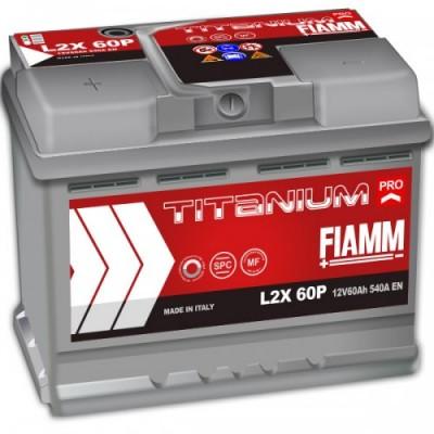 FIAMM TITANIUM PRO 6СТ- 60Аз 540А L