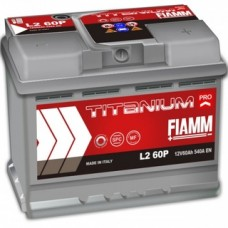 FIAMM 6СТ-60 АзЕ Titanium Pro (L2 60P)