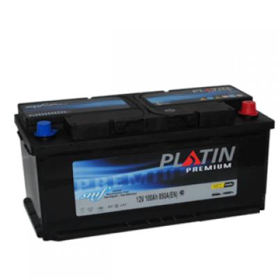 PLATIN Premium 6CT-100Aз 850A R SMF
