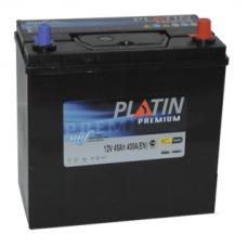 PLATIN Premium JP 6CT- 45Aз 400A R SMF(тонкая+адаптор)