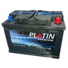 PLATIN Premium 6CT- 75Aз 750A R SMF