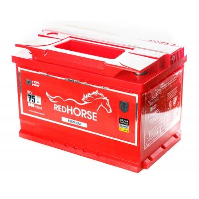 Red Horse 6CT-75-0-STANDART
