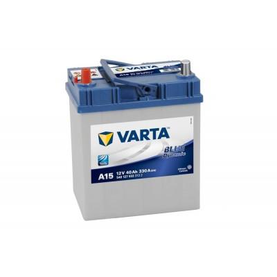 VARTA Blue Dynamic 40Ah Asia (A15) L (540 127 033)