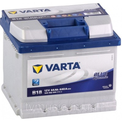 VARTA Blue Dynamic 44Ah (B18) R (544 402 044)