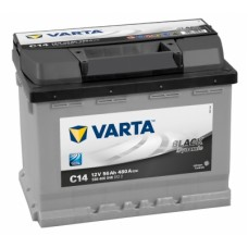 VARTA Black Dynamic 56Ah (C14) R (556 400 048)