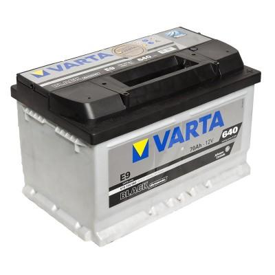 VARTA Black Dynamic 70Ah (E9) R (570 144 064)