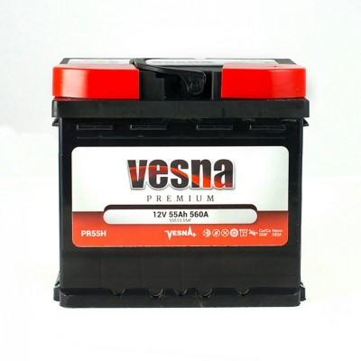 Vesna 6СТ-55 АзЕ Premium (55510 SMF)