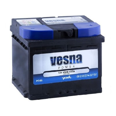 Vesna 6СТ-45 АзЕ Power (54502 SMF) Stock