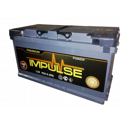 Power IMPULSE Premium 6CT-100 АзЕ (M5)