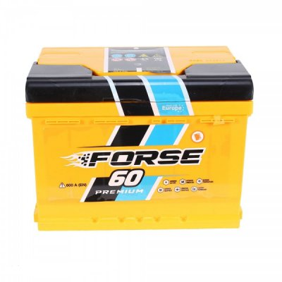 6СТ-60 А (0) Forse