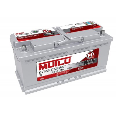 Mutlu 6СТ-110 АзE Series 3 (SMF 61045, L6.110.092.A)