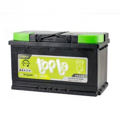 Topla 6СТ-80 АзЕ AGM (114080)