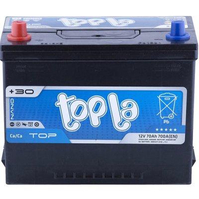 Topla TOP 70ah 700a L (118970) Japan 57024