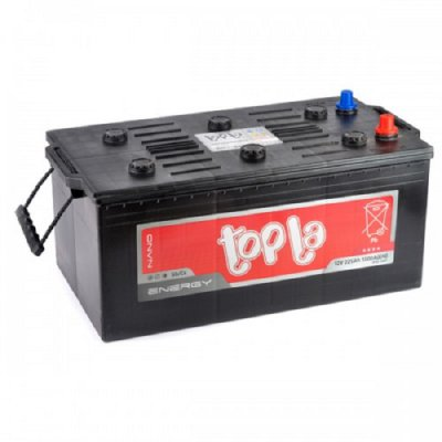 Topla 225 Ah Energy Truck (3)
