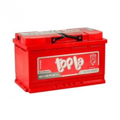 Topla 6СТ-100 АзЕ Energy (108400)