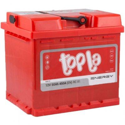Topla 6СТ-50 Аз Energy (108050)