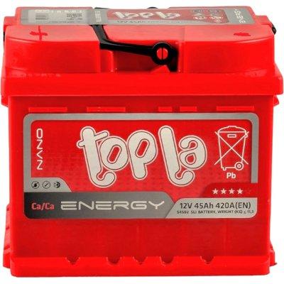Topla 6СТ-45 АзЕ Energy (108045)