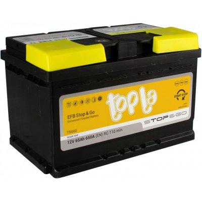 Topla 6СТ-65 АзЕ EFB (112065)
