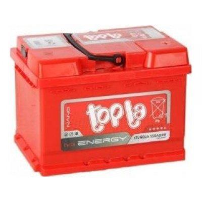 Topla 6СТ-60 АзЕ Energy (108260) nizkiy