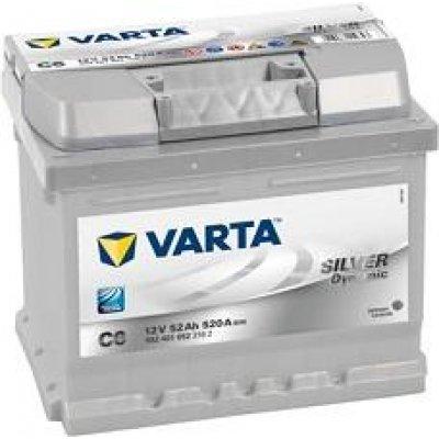 VARTA Silver Dynamic 52Ah (C6) R (552 401 052)
