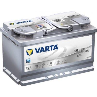 VARTA Silver Dynamic AGM 80Ah (F21) R (580 901 080)