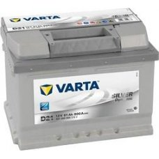 VARTA Silver Dynamic 60Ah (D21) R (561 400 060)