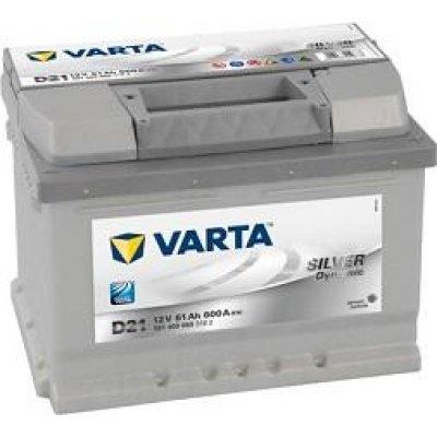 VARTA Silver Dynamic 61Ah (D21) R (561 400 060)