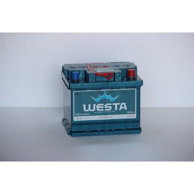 6СТ-50 А (0) Westa
