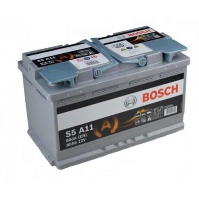 BOSCH (S5A11) AGM 80-0 (0092S5A110)