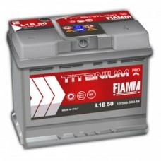FIAMM 6СТ-50 АзЕ Titanium Pro (L1B 50P)