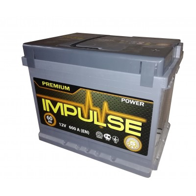 Power IMPULSE 6CT-60 АзЕ Premium (M5)