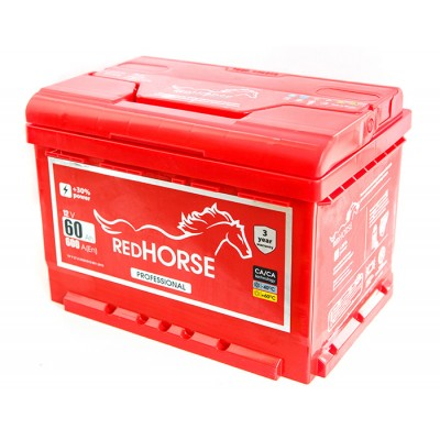 Red Horse 6CT-60 Аз Professional