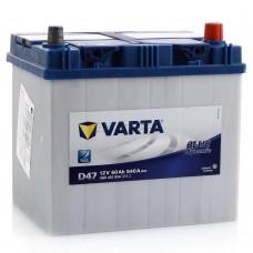 VARTA Blue Dynamic 60Ah Asia (D47) R (560 410 054)