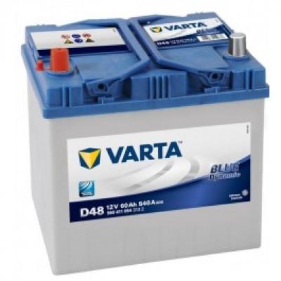 VARTA Blue Dynamic 60Ah Asia (D48) L (560 411 054)