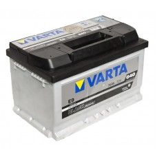 VARTA Black Dynamic 70Ah (E9) R (570 144 064)