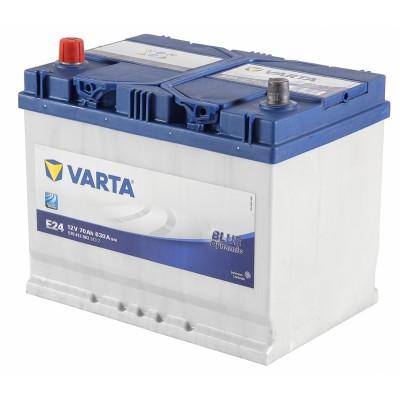 VARTA Blue Dynamic 70Ah Asia (E24) L (570 413 063)