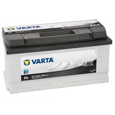 VARTA Black Dynamic 88Ah (F5) R (588 403 074)