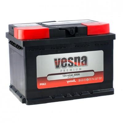 Vesna 6СТ-62 АзЕ Premium (56249 SMF)