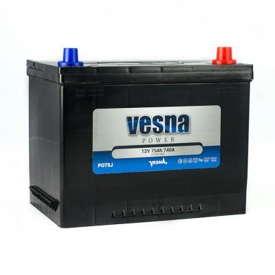 Vesna 6СТ-75 Аз Power (57524 SMF ) Japan