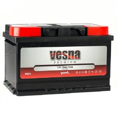 Vesna 6СТ-75 АзЕ Premium (57510 SMF)