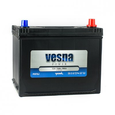 Vesna 6СТ-70 Аз Power (57024 SMF) Japan Stock