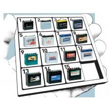 АКБ Харьков: оригинальные автомобильные аккумуляторы ведущих производителей по доступной цене. Бренд TAB, Topla, Vesna